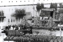 Jardins flottants Anvers.